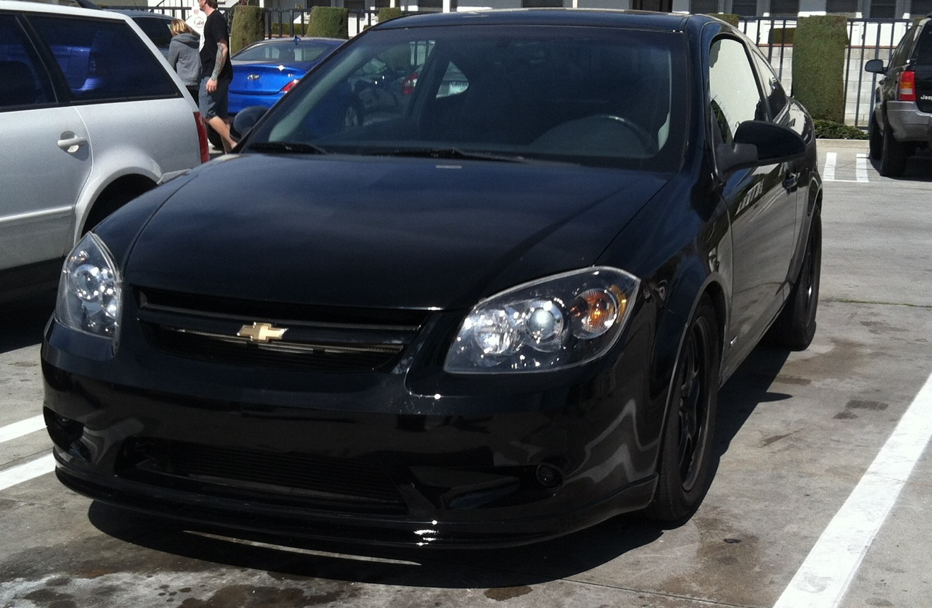 2006 Black Chevrolet Cobalt SS/SC picture, mods, upgrades