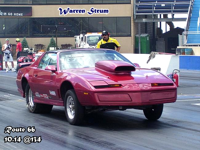 1984  Pontiac Trans Am  picture, mods, upgrades