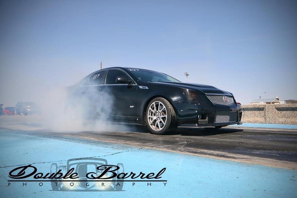 2009 Black Cadillac CTS-V  picture, mods, upgrades