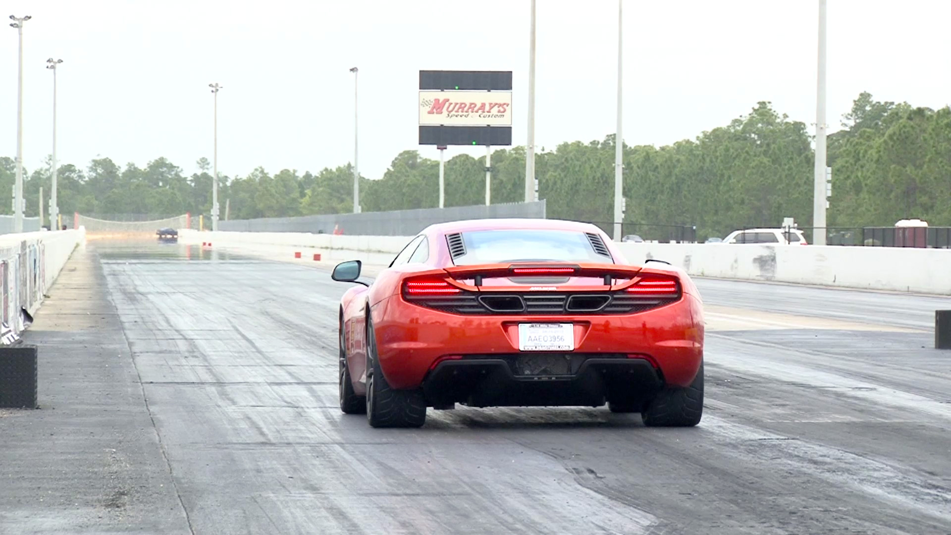 2012 Volcano Orange McLaren MP4-12C  picture, mods, upgrades