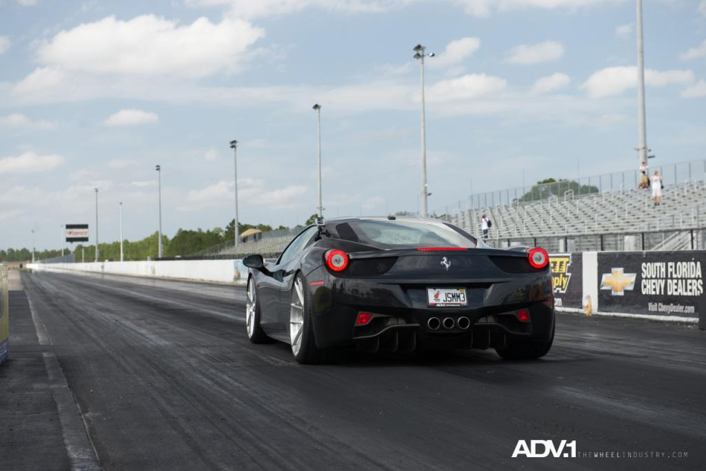 2010 Black Ferrari 458  picture, mods, upgrades