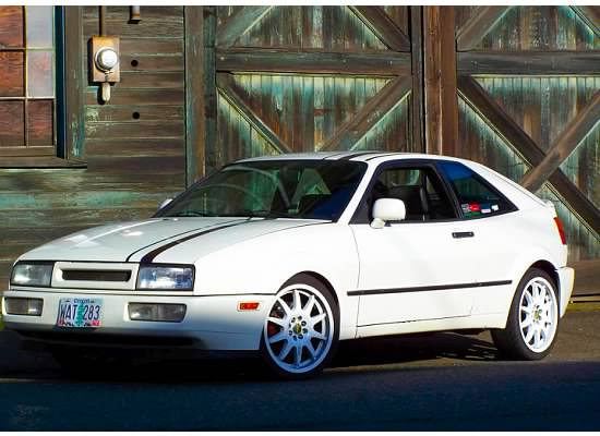 1990 White Volkswagen Corrado G60 picture, mods, upgrades