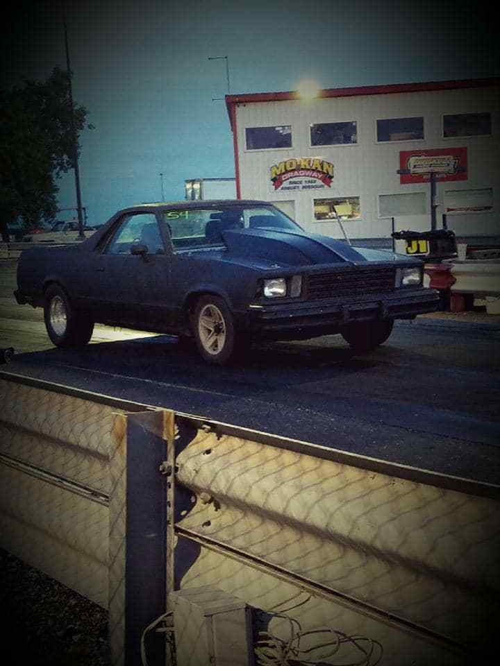 1979 blue Chevrolet El Camino  picture, mods, upgrades