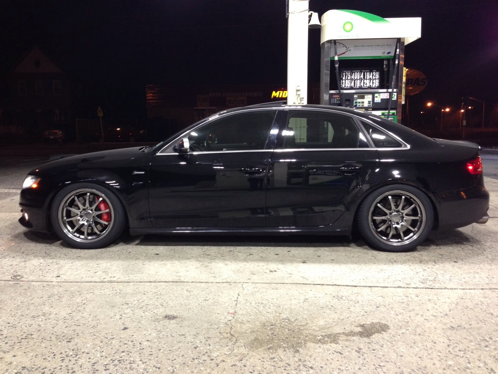 2010  Audi S4 GIAC/AWE Stage 2 picture, mods, upgrades
