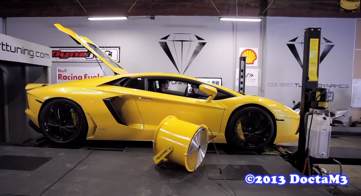 2012 Yellow Lamborghini Aventador  picture, mods, upgrades