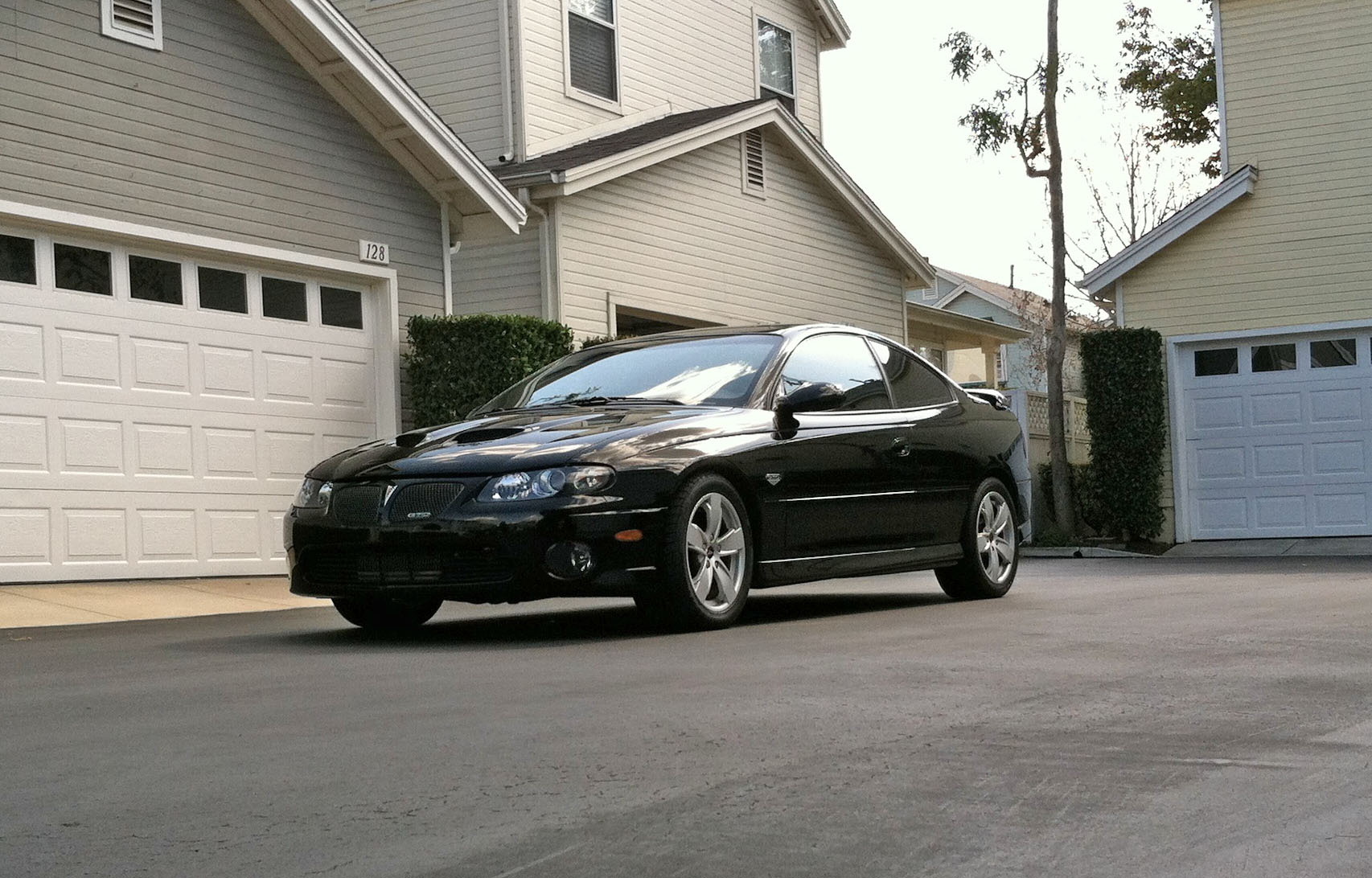 2005 Black Pontiac GTO Procharger p1sc picture, mods, upgrades