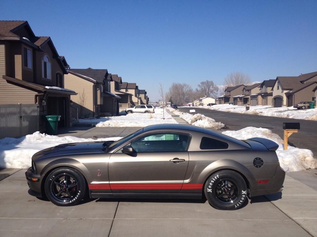 2005 Mineral Grey Ford Mustang GT picture, mods, upgrades