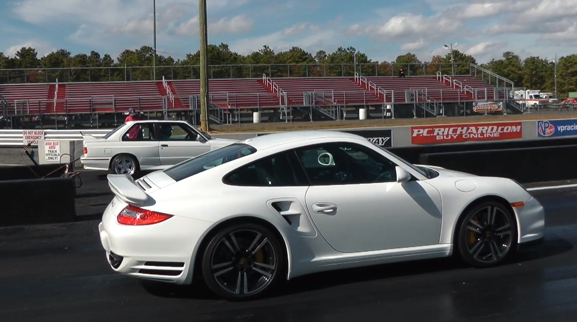 2012 White Porsche 911 Turbo S picture, mods, upgrades