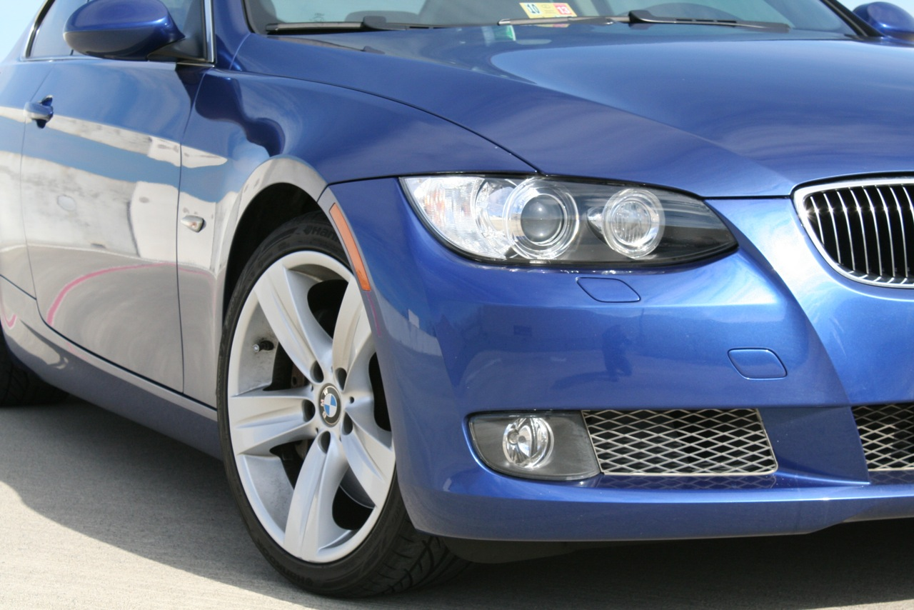 Montego Blue 2007 BMW 335i