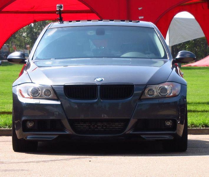 Bmw Xi Vs I: 2007 BMW 335xi 1/4 Mile Drag Racing Timeslip Specs 0-60