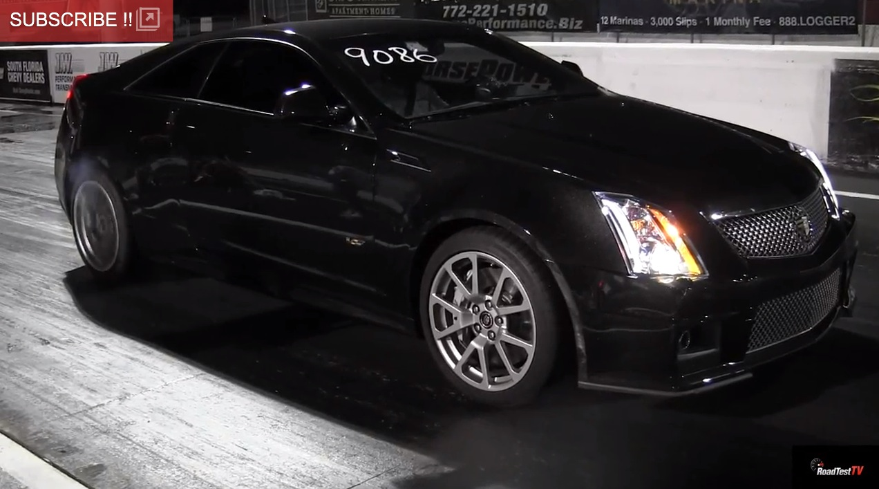 2013 Black Cadillac CTS-V  picture, mods, upgrades