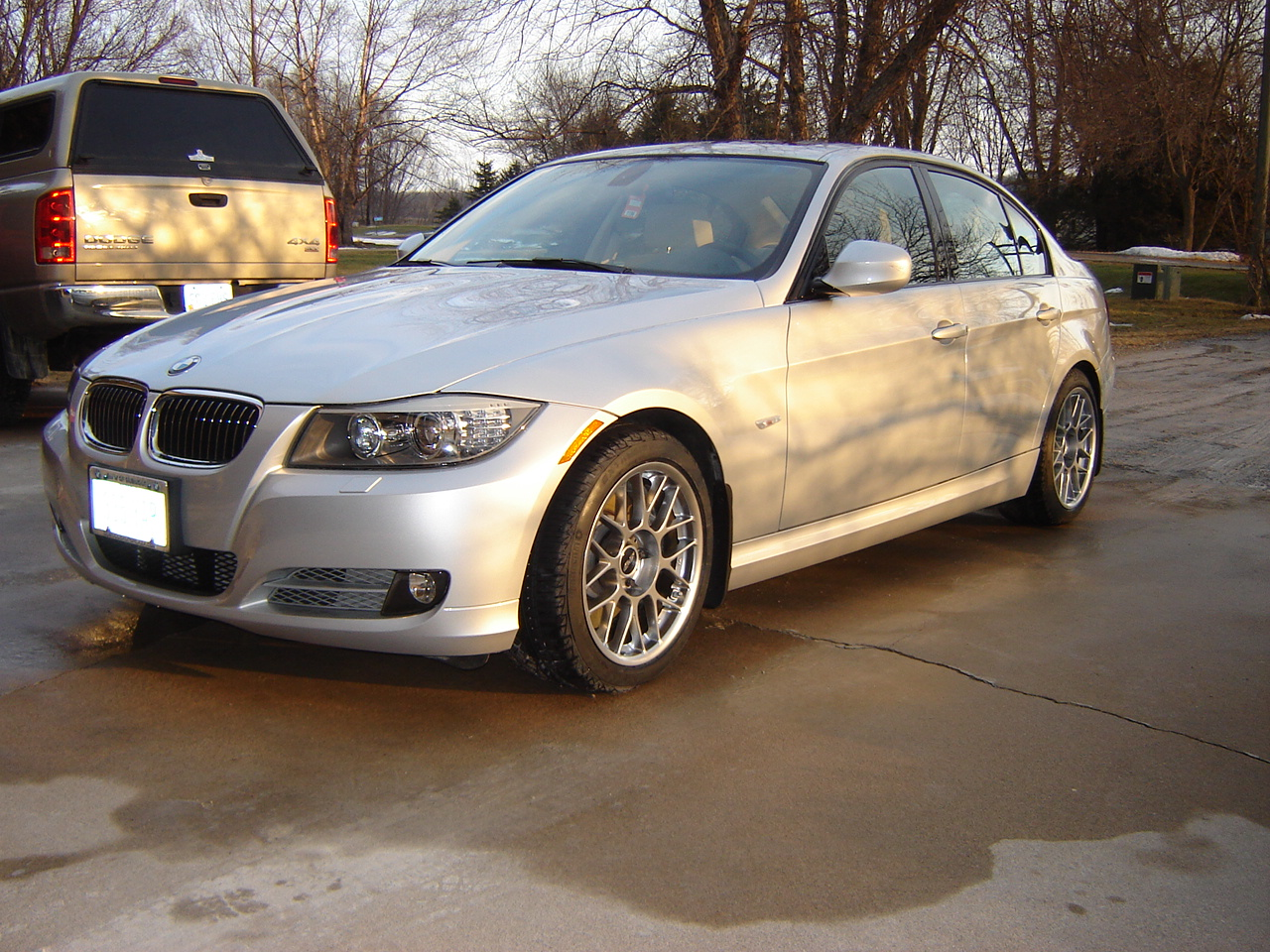 2011  BMW 335d e90 picture, mods, upgrades