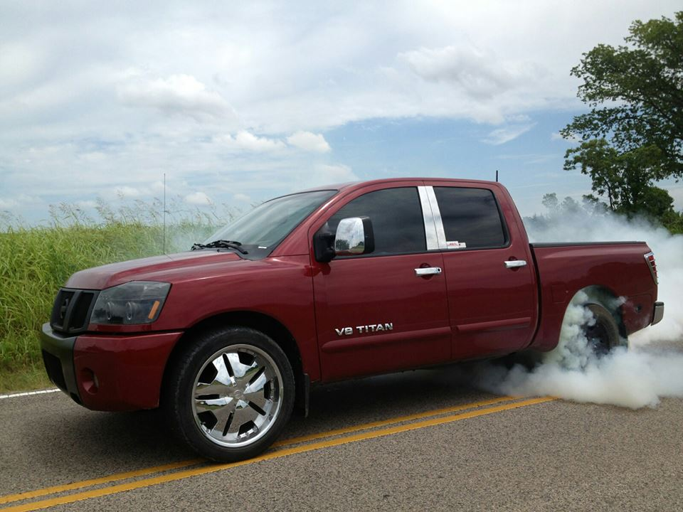 2005  Nissan Titan LE picture, mods, upgrades