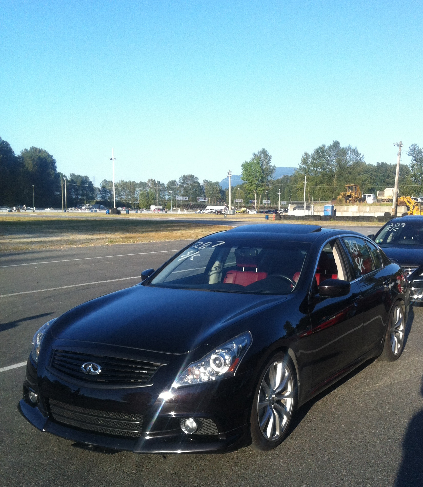 G37 Sedan 0 60 >> 2011 Infiniti G37 Sport 1/4 mile Drag Racing timeslip ...