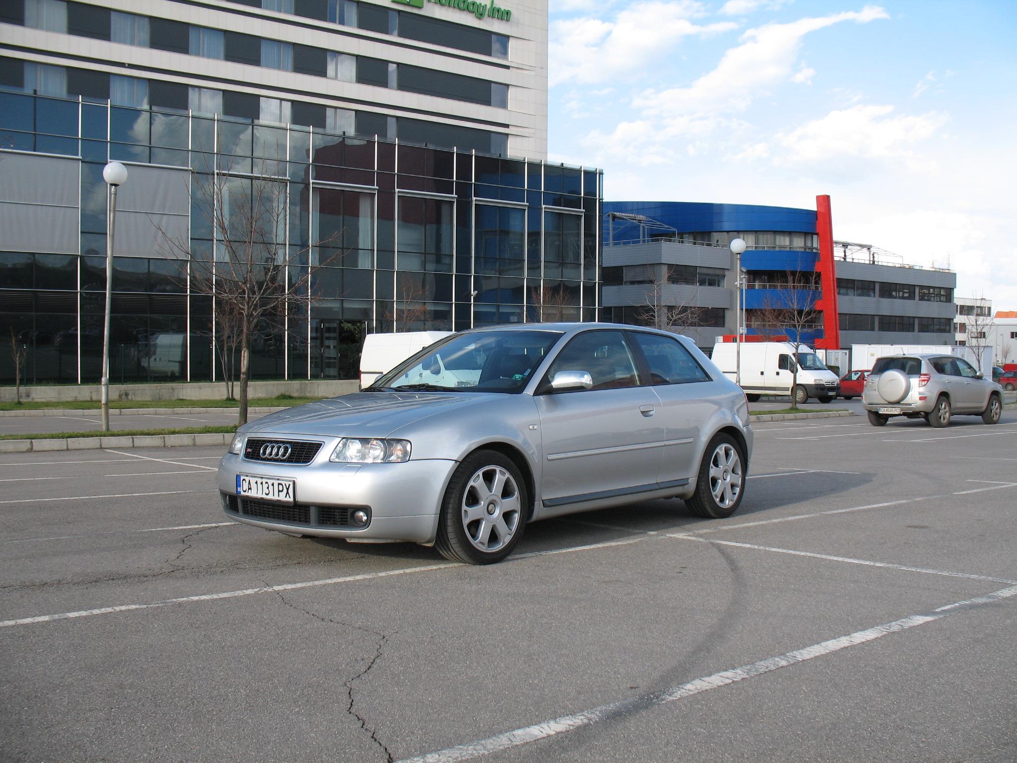 Kekurangan Audi S3 2003 Review