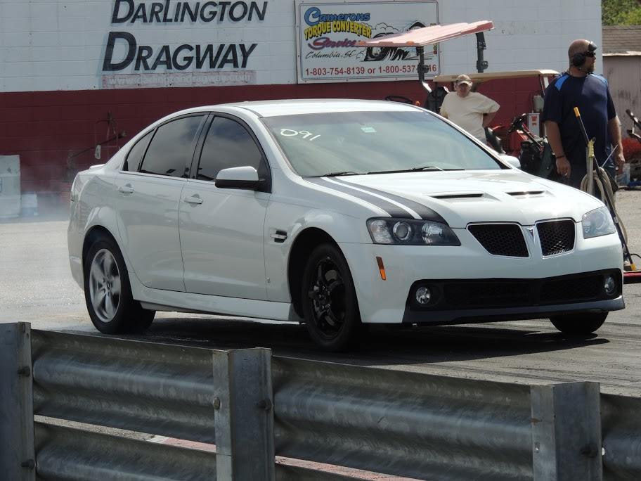 White 2009 Pontiac G8 GT- ALL MOTOR 6.0