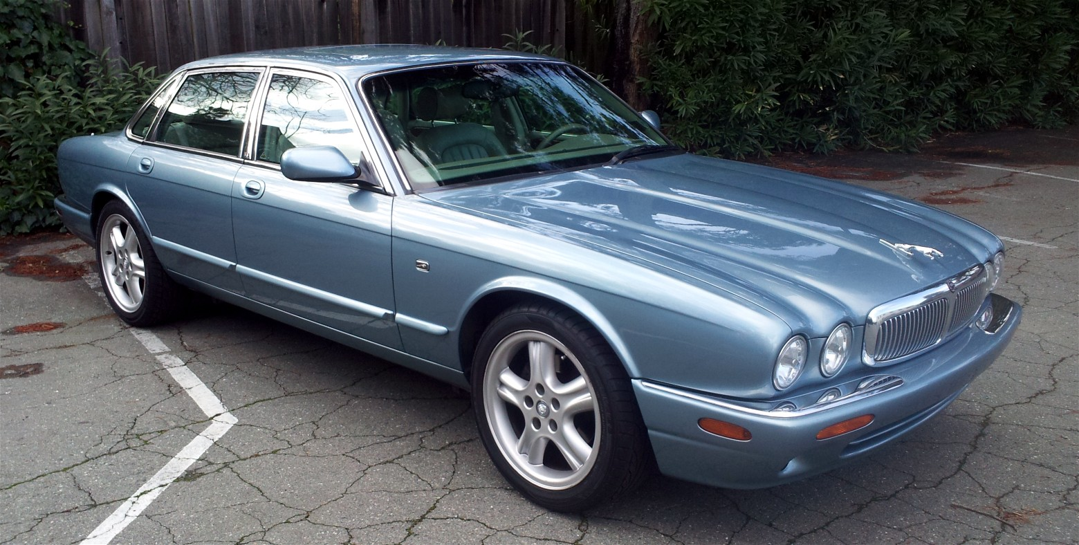 2002 Zircon Jaguar XJR  picture, mods, upgrades