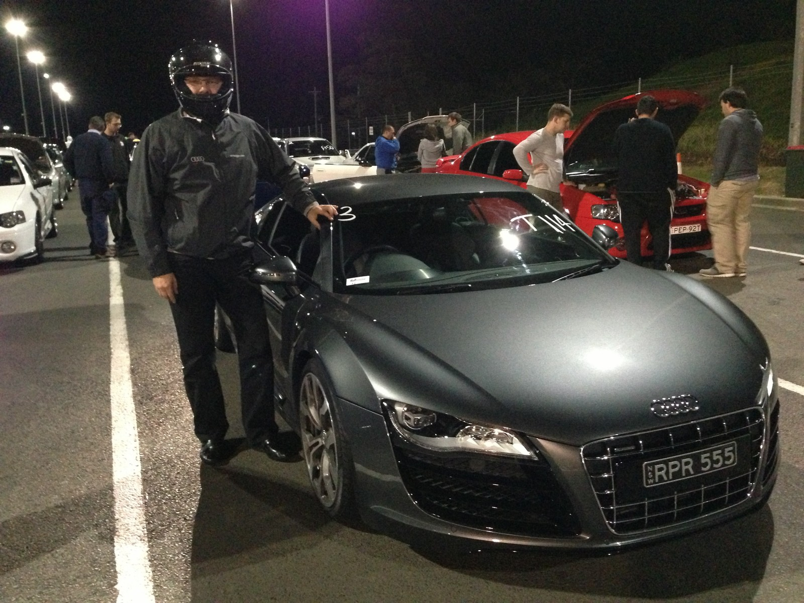 2010 Daytona Grey Audi R8 V10 FSI Pictures, Mods, Upgrades, Wallpaper ...