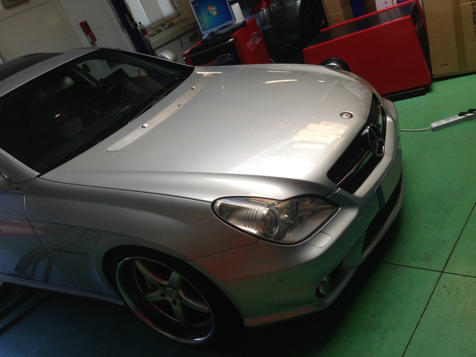 2006 mercedes benz cls55 amg dyno sheet details for 2006 mercedes benz cls55 amg