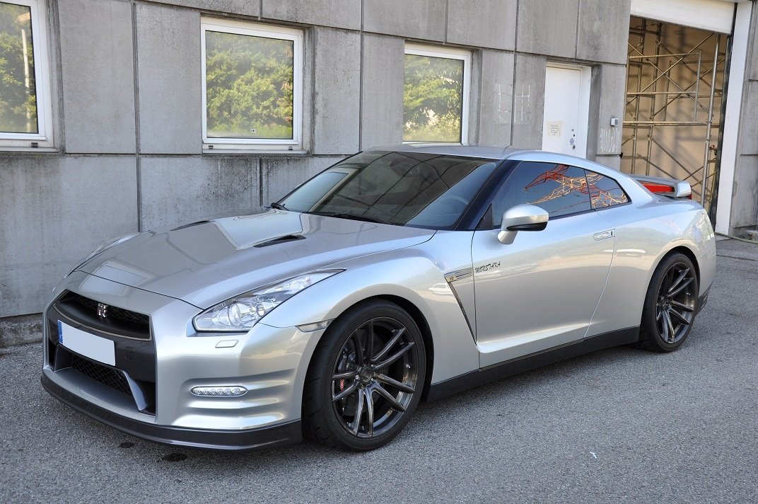 2013 ULTIMATE SILVER Nissan GT-R PREMIUM EDITION GT1000 HKS picture, mods, upgrades