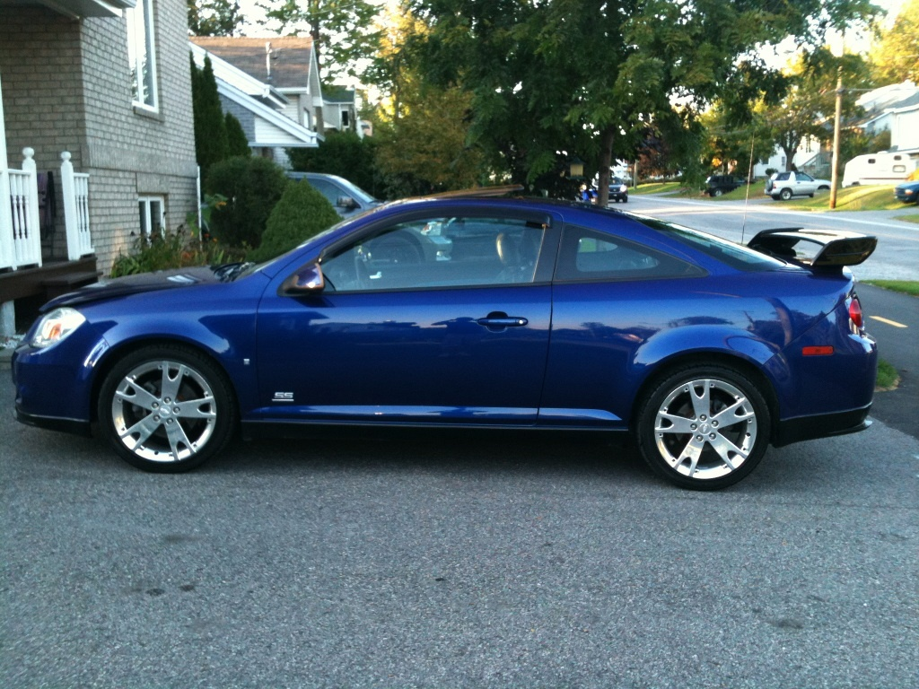 2006 blue Chevrolet Cobalt SS S/C Pictures, Mods, Upgrades ...