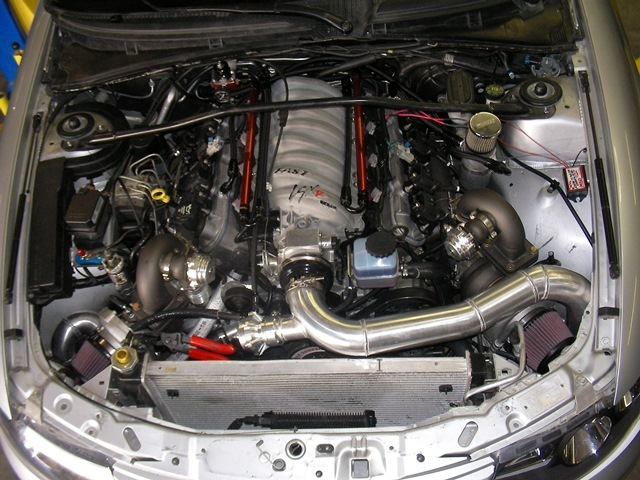 2004 Pontiac Gto Ethyl 408 Twin Turbo Precision 6266 Dyno Sheet Details