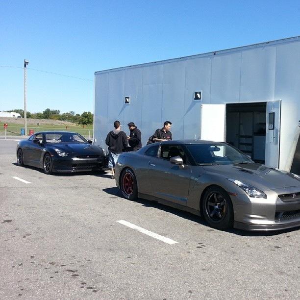2009 Nissan Gt R Spe Godzilla 1 4 Mile Trap Speeds 0 60