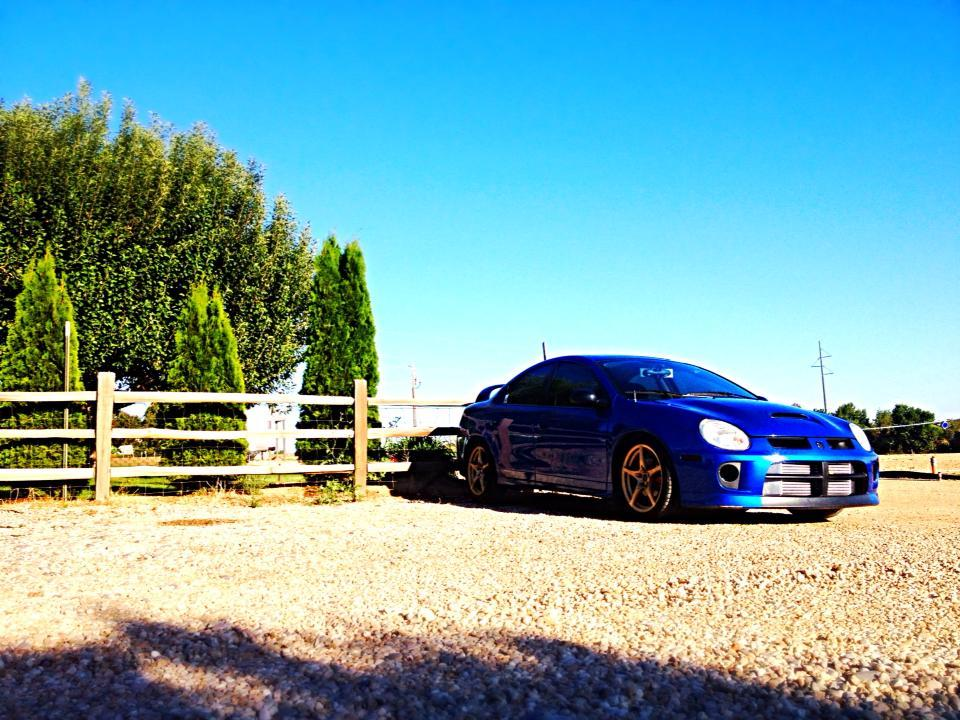E-Blue 2004 Dodge Neon SRT-4