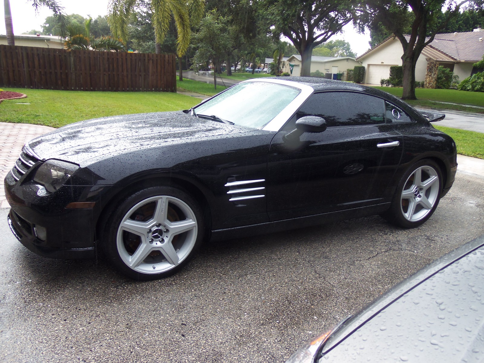 2005 Chrysler Crossfire Jim S Srt 1 4 Mile Drag Racing