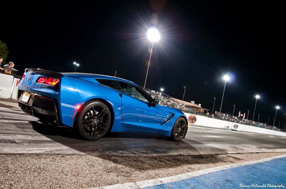 2014 Laguna Blue TriCoat Chevrolet Corvette Z51 7 speed manual picture, mods, upgrades