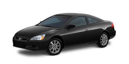 Black 2006 Honda Accord EX