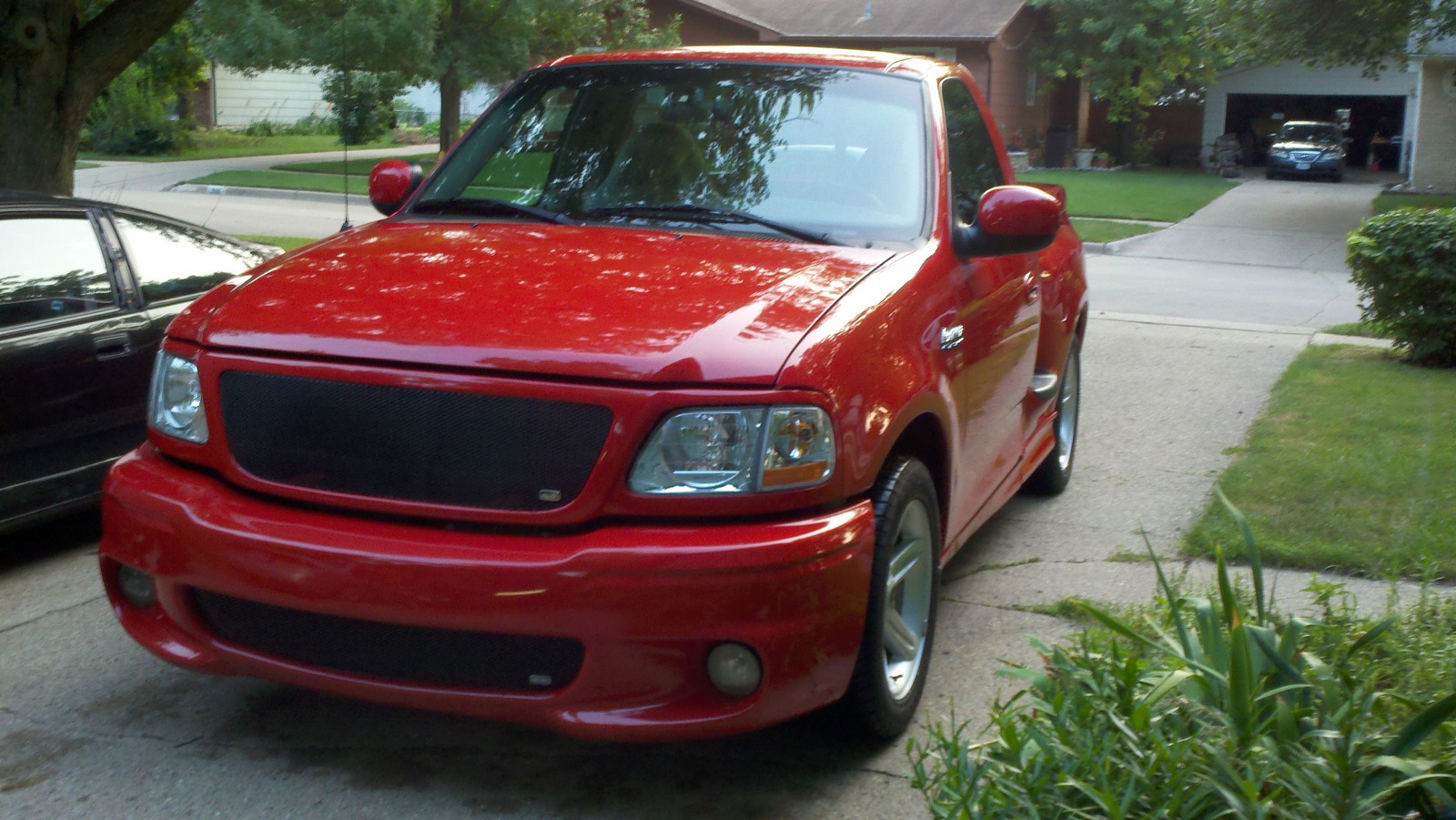 2003 ford f150 lightning 1 4 mile drag racing timeslip specs 0 60