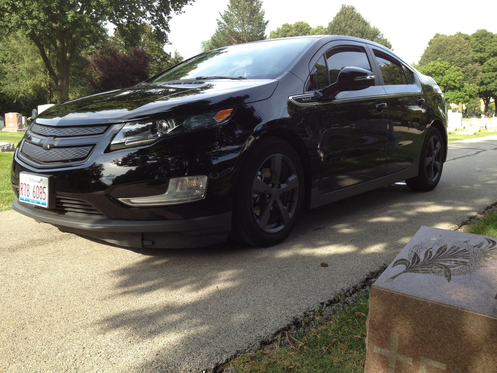 Chevy Volt 0 60 >> Stock 2013 Chevrolet Volt 1 4 Mile Drag Racing Timeslip