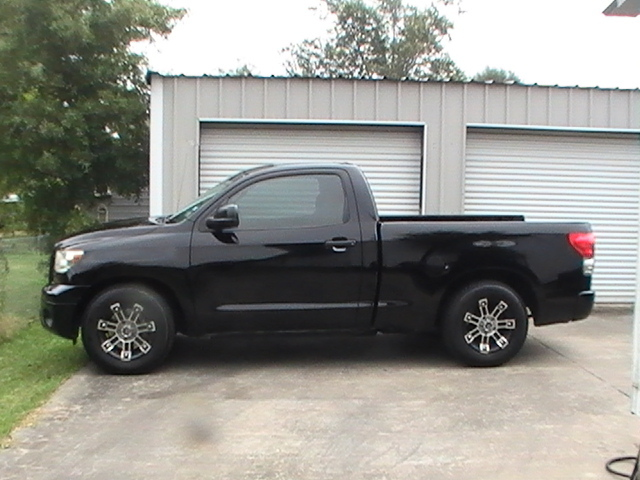 2007 Black Toyota Tundra Rcsb Pictures Mods Upgrades