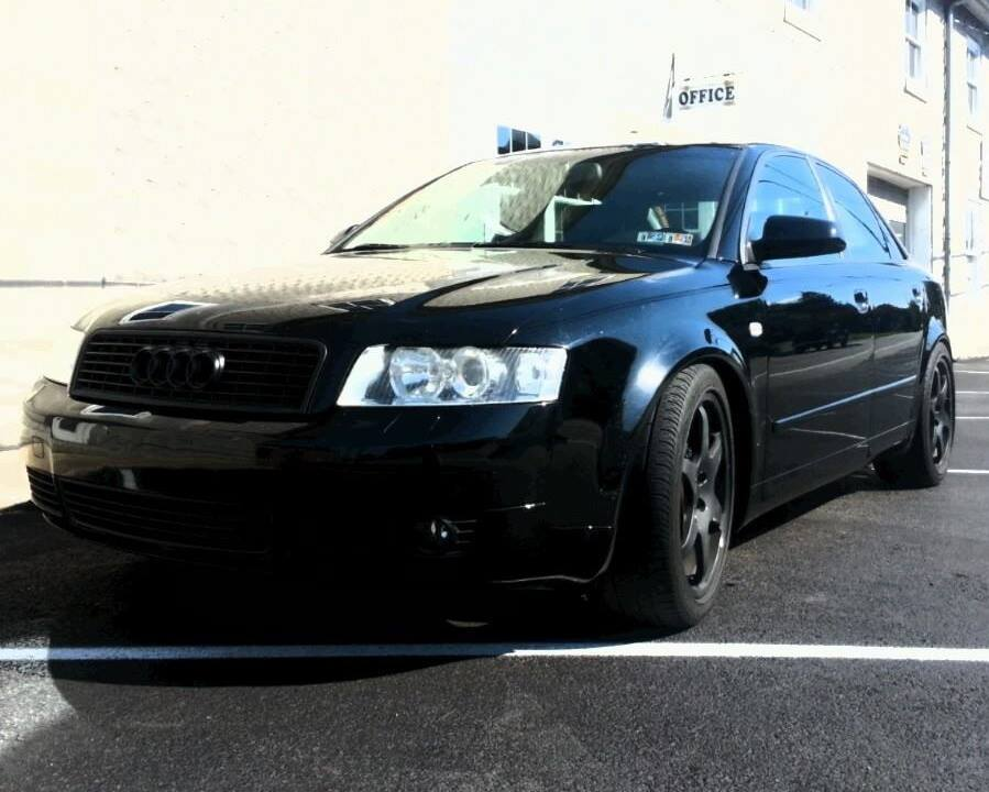2005 Audi A4 1.8T Quattro Tiptronic 1/4 mile trap sds 0-60 ...
