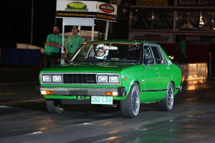 Gx Racing Car