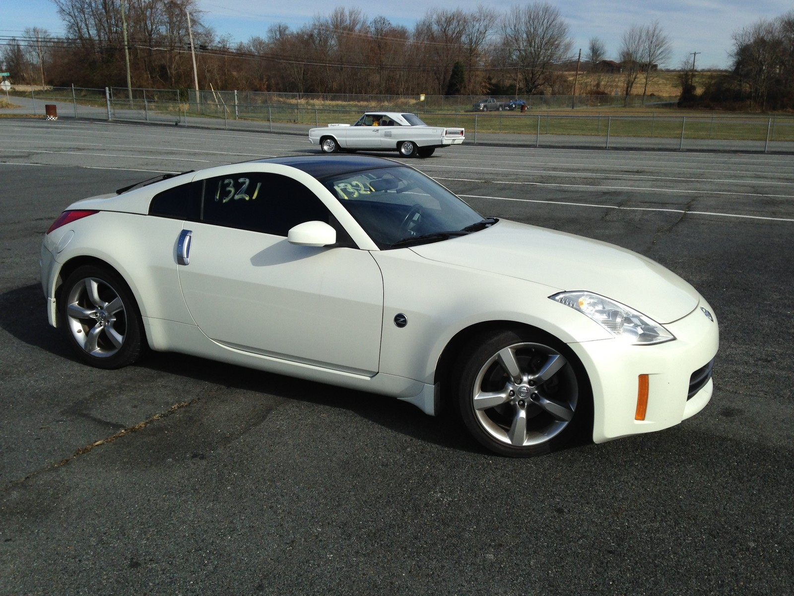 2008 PPW Nissan 350Z Base- tune,exhaust,gears only picture, mods, upgrades
