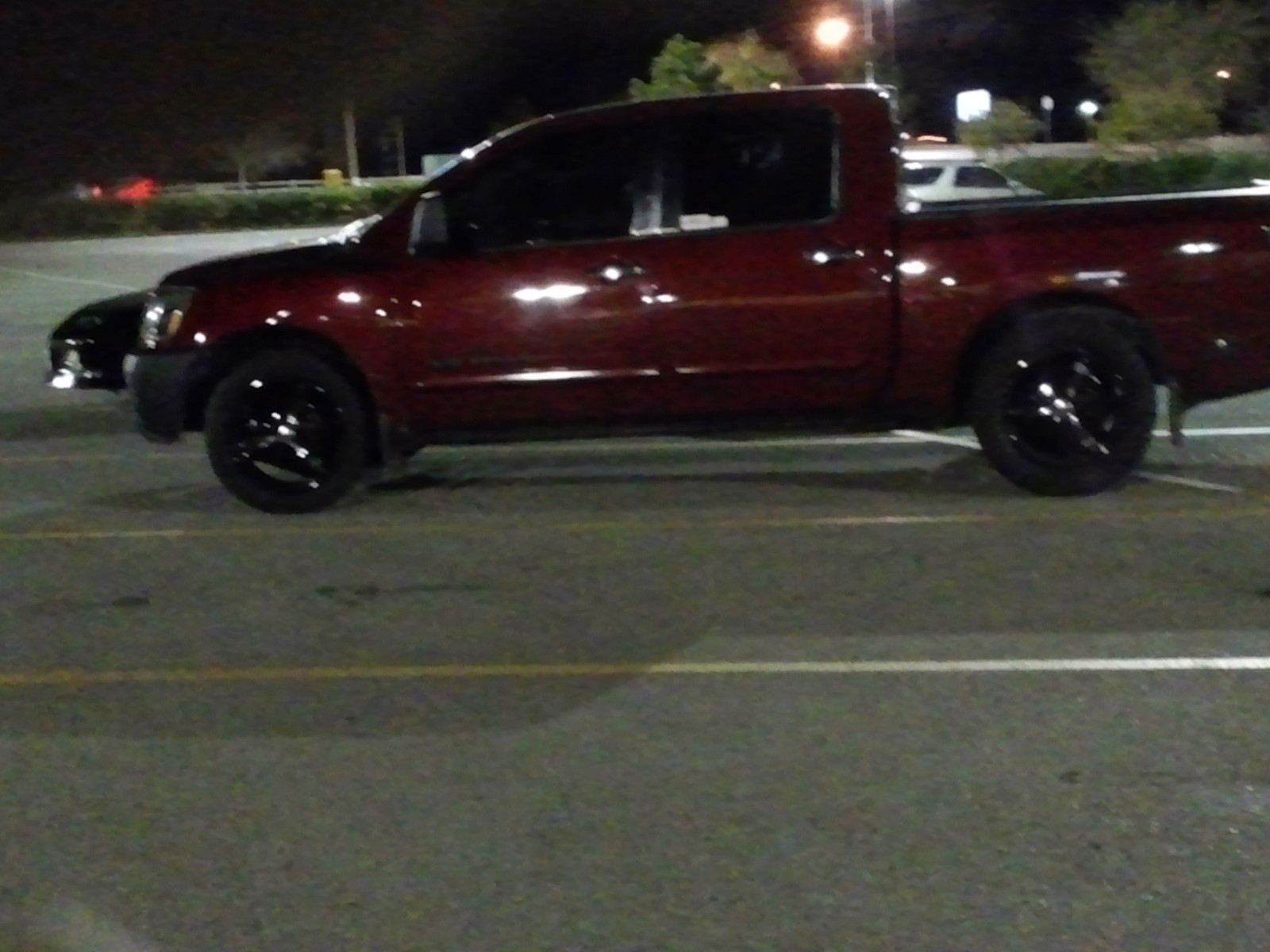 2005 Nissan Titan LE 1/4 mile Drag Racing trap speed 0-60