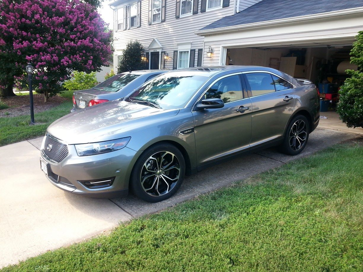 Sterling Grey 2013 Ford Taurus SHO w/ PP
