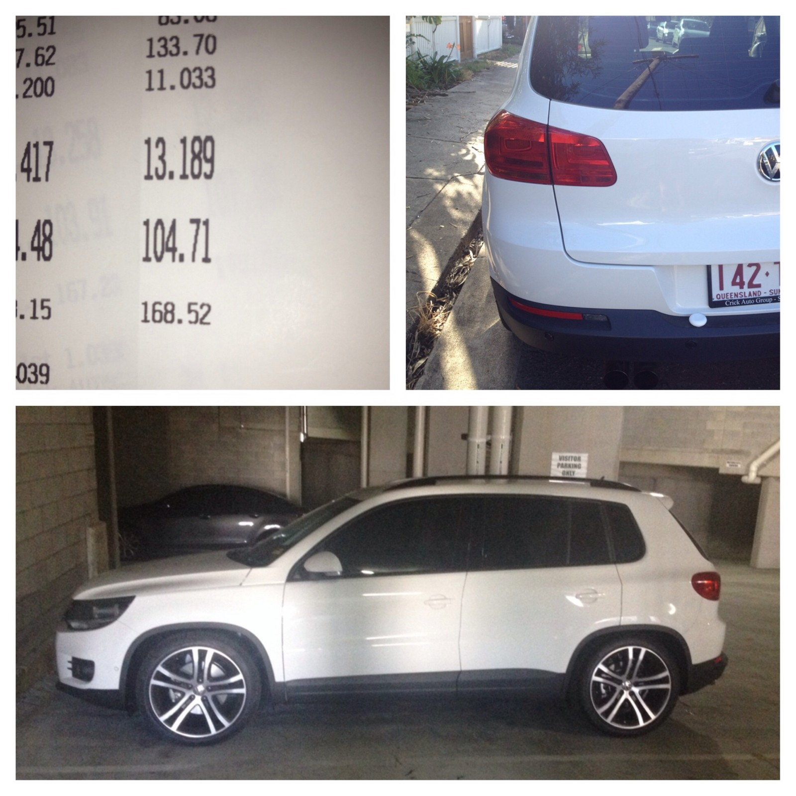 2013 white volkswagen tiguan 132 pacific pictures mods upgrades wallpaper dragtimes com