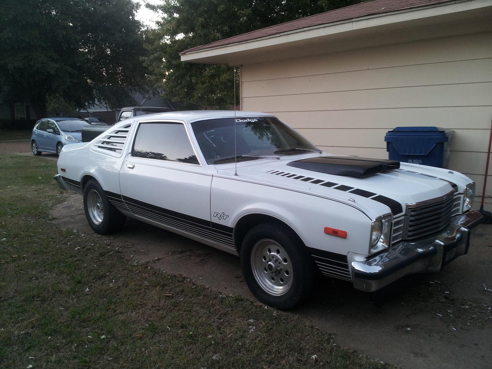 Dodge Performance Parts >> 1978 Dodge Aspen 1/4 mile trap speeds 0-60 - DragTimes.com