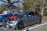 Space Gray 2009 BMW M3 E92