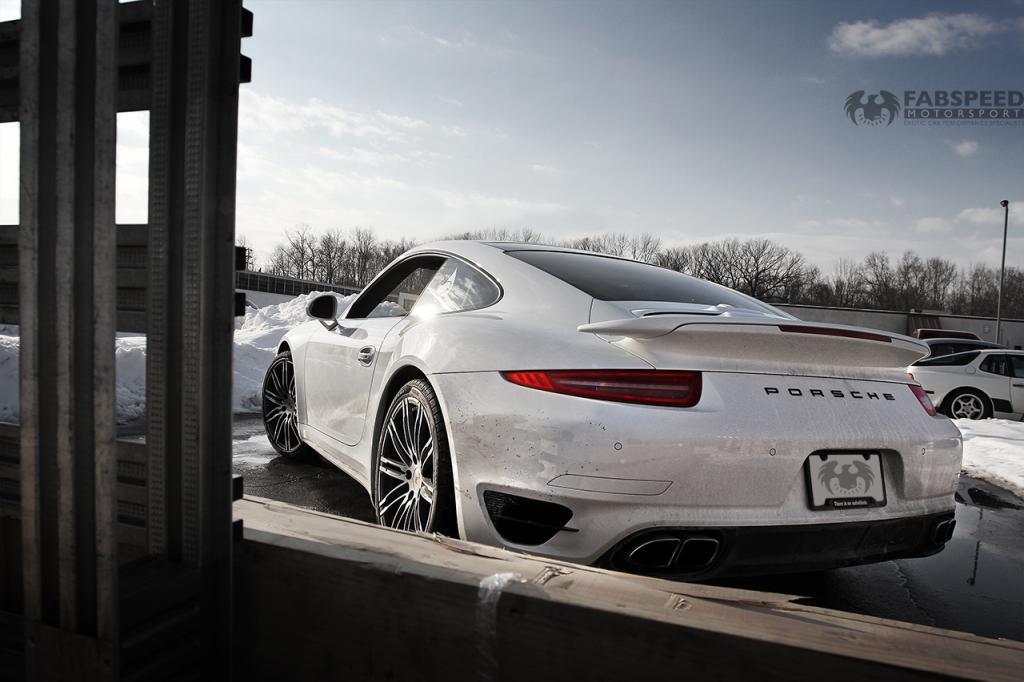 2014 White Porsche 911 Turbo  picture, mods, upgrades