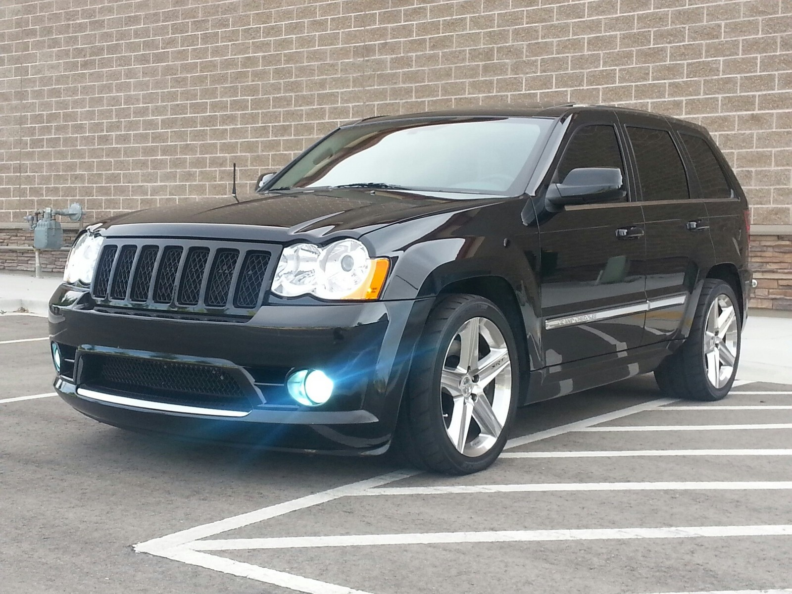 2008 Jeep Cherokee Srt8 Magnuson Supercharged 1 4 Mile Drag Racing Timeslip Specs 0 60 Dragtimes Com