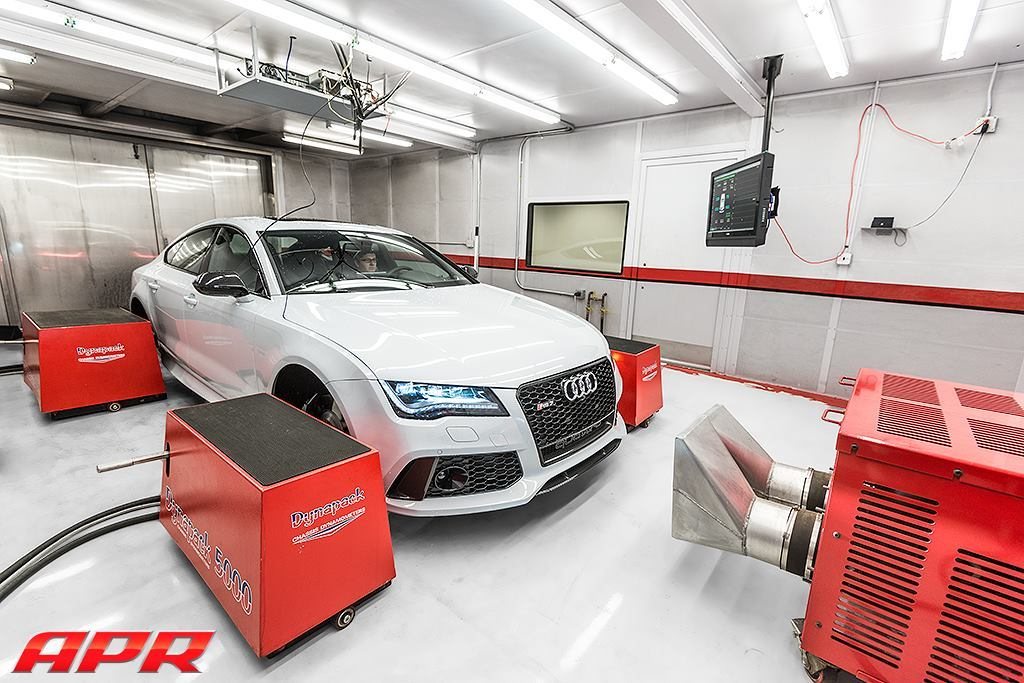 2014 Suzuka Grey Audi RS-7 APR Stage I ECU Upgrade picture, mods, upgrades
