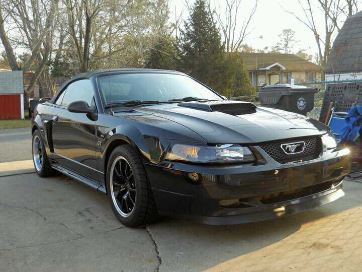 2003 Ford Mustang gt vert vortech supercharged
