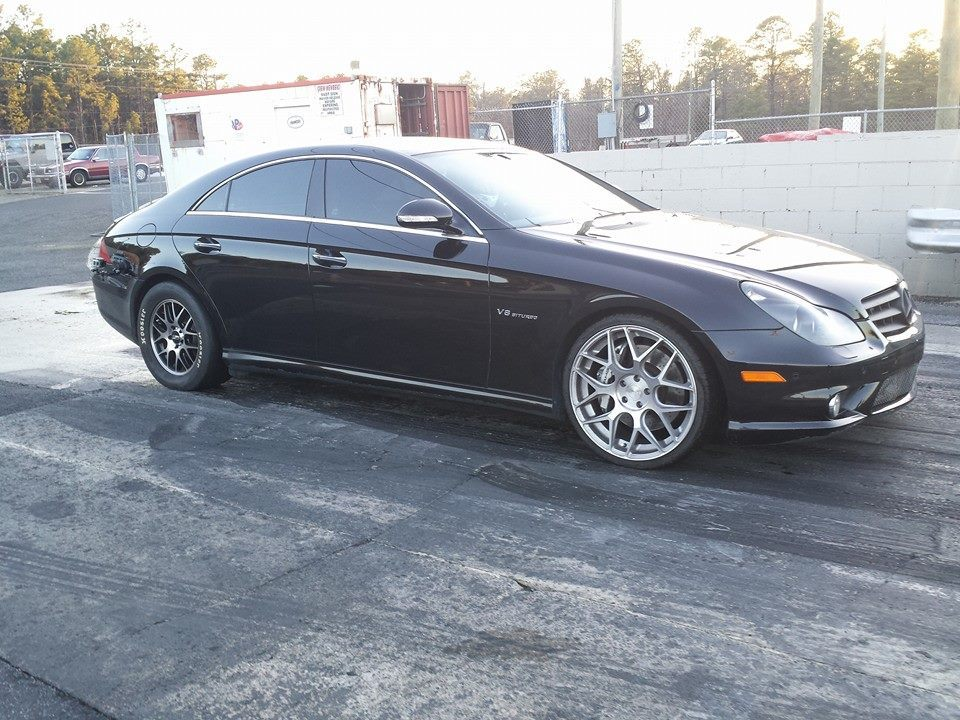 2006 mercedes benz cls55 amg 1 4 mile drag racing timeslip for 2006 mercedes benz cls55 amg