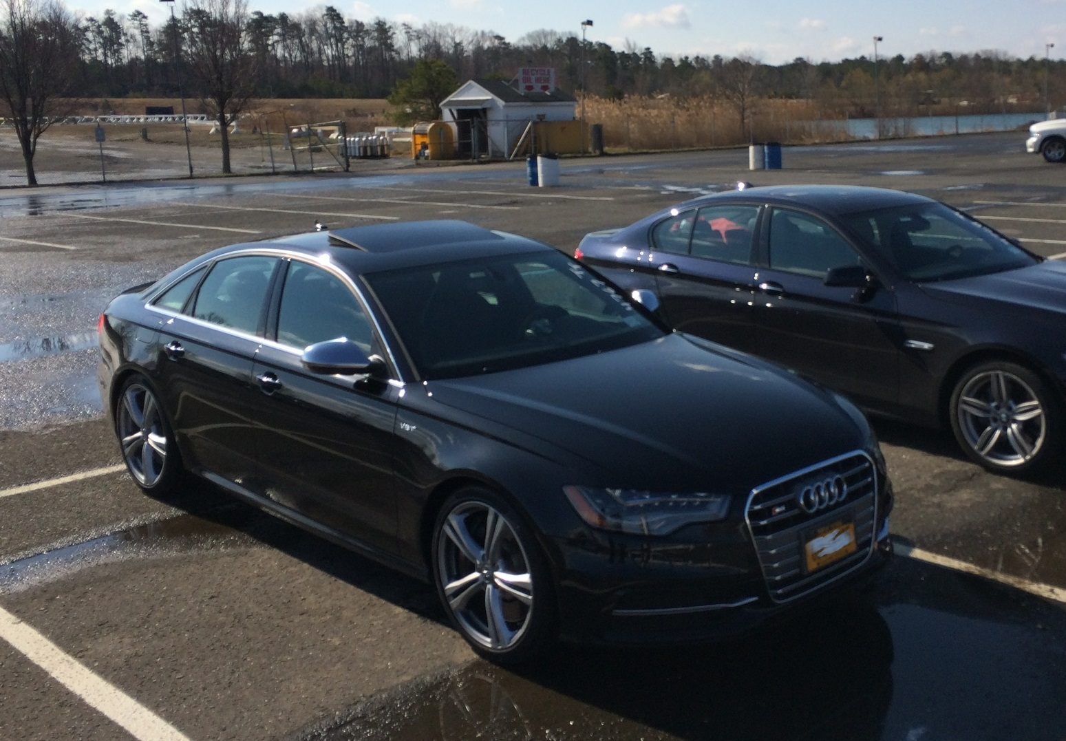 2013 Audi S6 C7 S6 1/4 mile trap speeds 0-60 - DragTimes.com