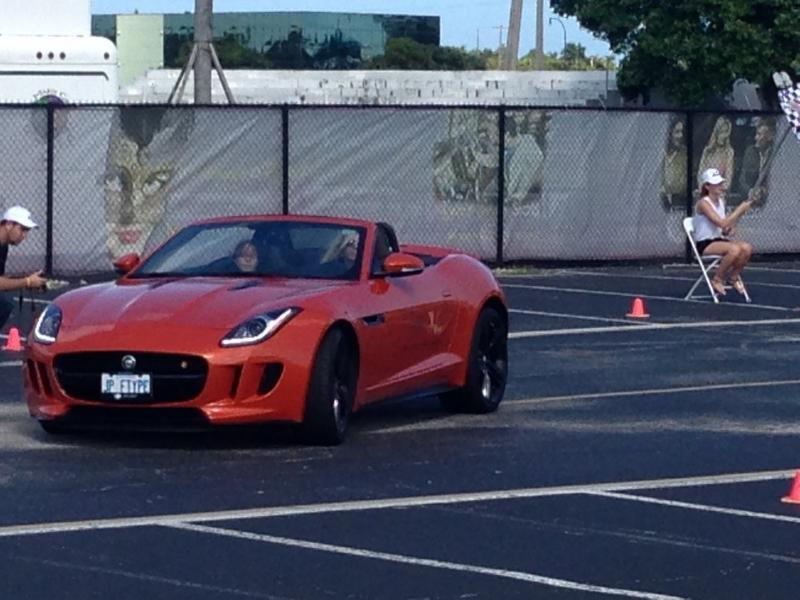 2014 Orange Jaguar F-Type S Tune and Pulley picture, mods, upgrades