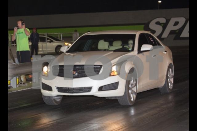 2014 Cadillac ATS ATS 2.0T 1/4 mile trap sds 0-60 - DragTimes.com